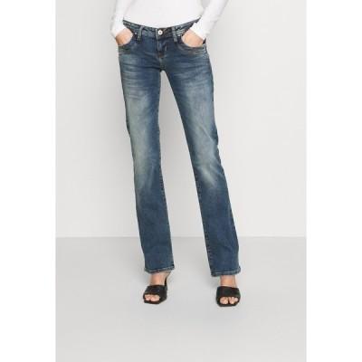 エル ティ ビー デニムパンツ レディース ボトムス VALERIE - Bootcut jeans - karlia wash