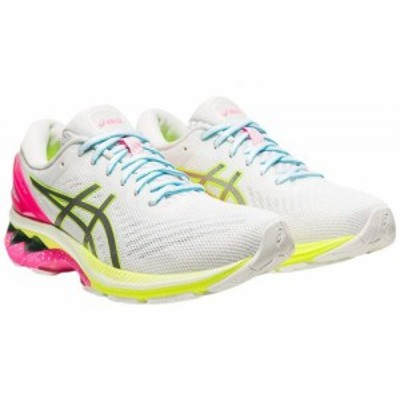 ASICS アシックス レディース 女性用 シューズ 靴 スニーカー 運動靴 GEL-Kayano(R) 27 White/Pure Silver【送料無料】