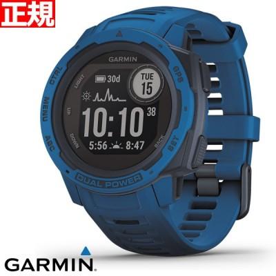 ガーミン GARMIN Instinct インスティンクト スマートウォッチ GPS ソーラー 腕時計 010-02293-35