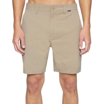 ハーレー Hurley メンズ ショートパンツ ボトムス・パンツ dri-fit chino 2.0 18in shorts Khaki