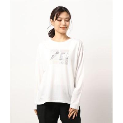 tシャツ Tシャツ フォトプリントTee
