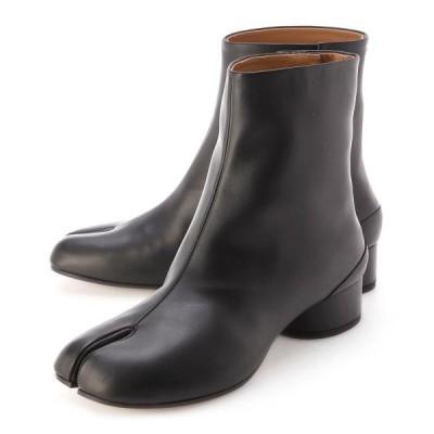 メゾンマルジェラ Maison Margiela ブーツ TABI タビ 大きいサイズあり ブラック レディース s58wu0273-pr516-t8013