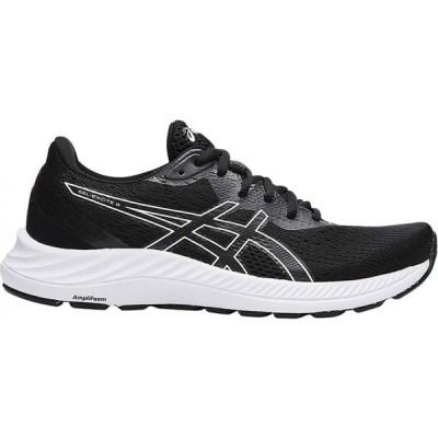 アシックス ASICS レディース ランニング・ウォーキング スニーカー シューズ・靴 GEL-Excite 8 Running Sneaker Black/White