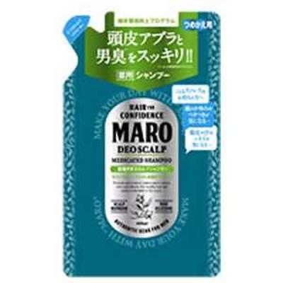 ネイチャーラボ MARO-ヘアケア 【MARO】 薬用デオスカルプシャンプー つめかえ用 (400ml) MAROヤクヨウデオスカルプSPカエ