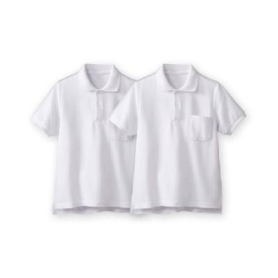 半袖ポロシャツ2枚組(ポケットあり) キッズフォーマル, Kid's Suits