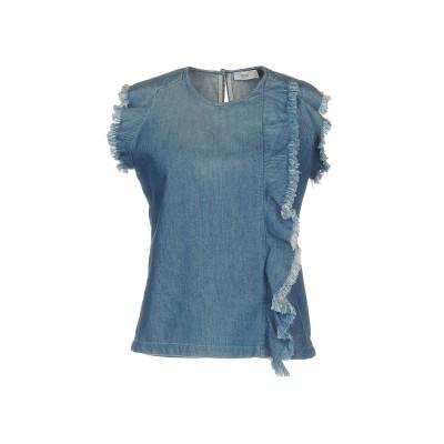 クローズド CLOSED デニムシャツ ブルー XS コットン 100% デニムシャツ