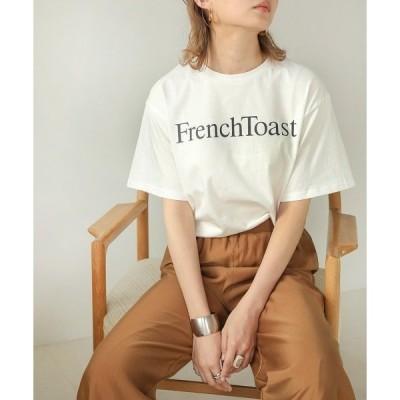 tシャツ Tシャツ 【WEB限定】French toast ロゴTシャツ