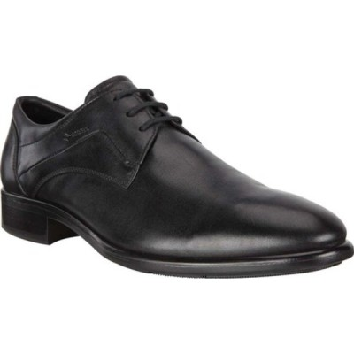 エコー ドレスシューズ シューズ メンズ Citytray GORE-TEX Plain Toe Waterproof Oxford (Men's) Black Full Grain Leather