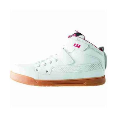 バ−トル 作業靴 809−29−235 ホワイト(114-9778)