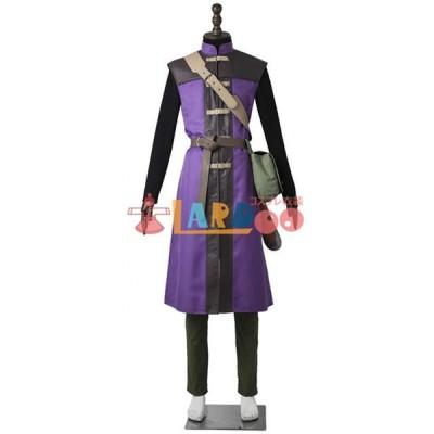 ドラゴンクエストXI 過ぎ去りし時を求めて 主人公 コスプレ衣装+ブーツ 激安 アニメ コスチューム 仮装 cosplay