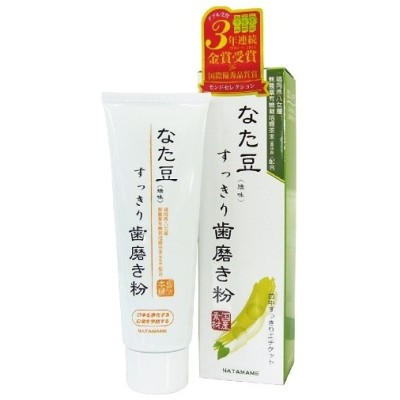 三和通商 なた豆すっきり歯磨き粉 120g