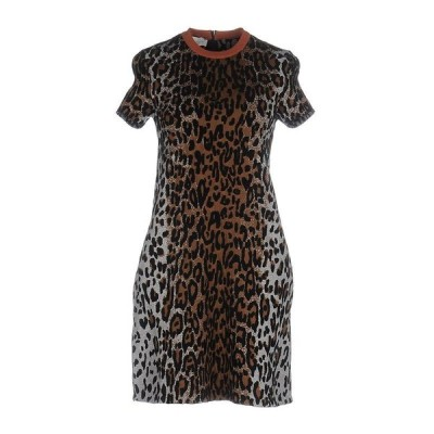 STELLA McCARTNEY チューブドレス  レディースファッション  ドレス、ブライダル  パーティドレス キャメル