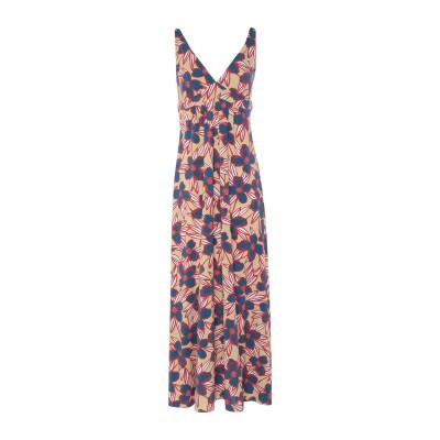 SIYU ロングワンピース&ドレス ベージュ 38 ナイロン 72% / ポリウレタン 28% ロングワンピース&ドレス