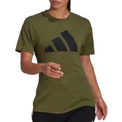 アディダス シャツ トップス レディース Adidas Women's Winners 2.0 T-Shirt WildPine