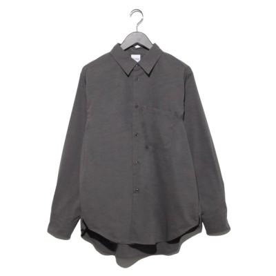 CIAOPANIC[メンズ] (チャオパニック) プラチナツイスターベーシックBIGシャツ ブラック M