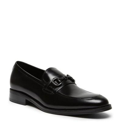 ケネスコール メンズ ドレスシューズ シューズ Men's Brock Leather Loafer Black