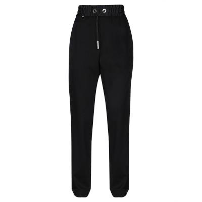 PHILIPP PLEIN パンツ ブラック L レーヨン 65% / ナイロン 30% / ポリウレタン 5% パンツ