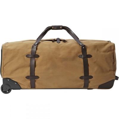 フィルソン Filson レディース スーツケース・キャリーバッグ バッグ Rolling Duffel Bag - Extra Large Tan