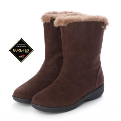 【GORE-TEX】マドラスウォーク madras Walk  軽い!暖かい!歩きやすい! 人気のシンプルデザインブーツ MWL2110 (ダークブラウン)