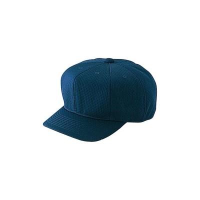 ミズノ (52BA82414) 野球 審判用品 審判用帽子 球審用八方型 ネイビー 高校野球/ボーイズリーグ/IBAF規定仕様 (M)