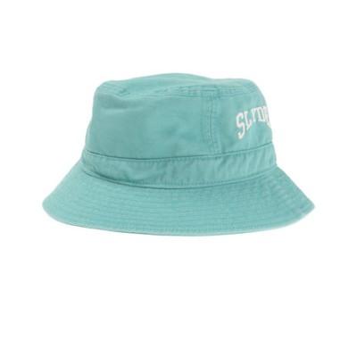 帽子 メンズ ハット ロゴ バケットハット sl2021CAP5002 MINT 日よけ