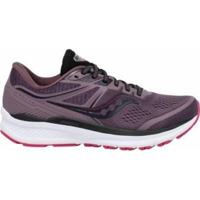 サッカニー レディース スニーカー シューズ Saucony Women's Omni 19 Running Shoes Berry