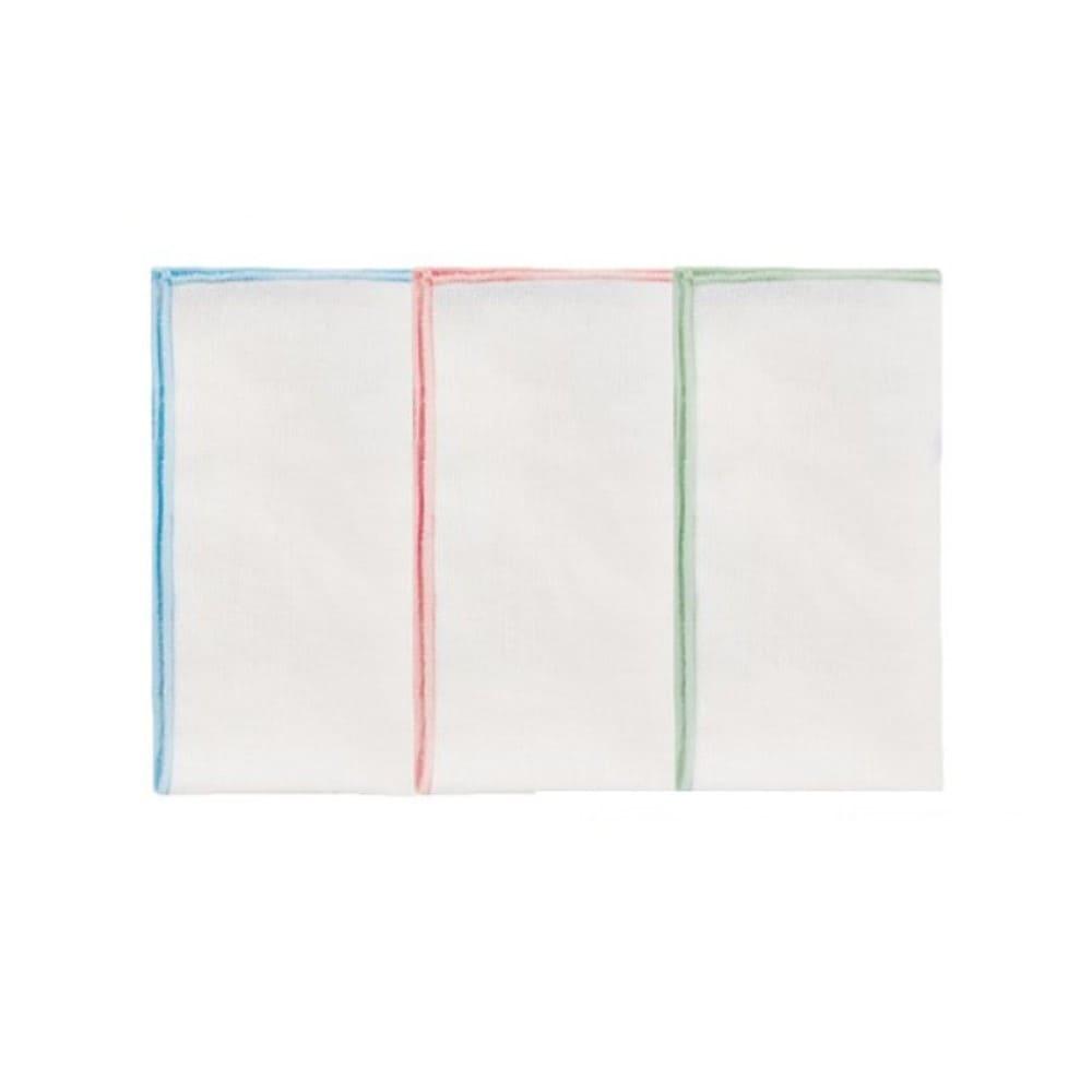小獅王辛巴 極柔感紗布手帕 藍粉綠 二種規格可選