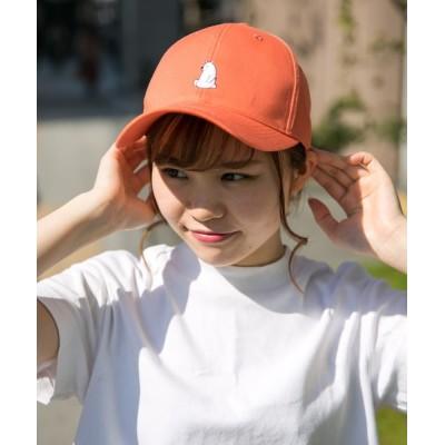 Shop無 / コミカルアニマルコットンローキャップ WOMEN 帽子 > キャップ