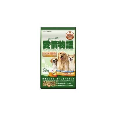 イースター 愛情物語 ビーフ&緑黄色野菜味 (3kg) ドッグフード