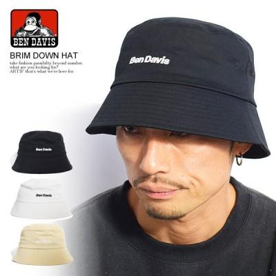 ベンデイビス バケットハット BEN DAVIS BRIM DOWN HAT