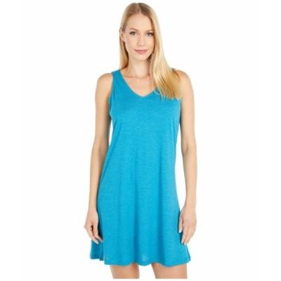 テンツリー ワンピース トップス レディース Pipa Dress Blue Lake Blue Heather