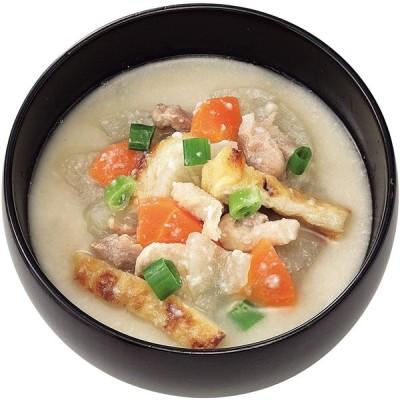 冷凍食品 通販 京菜味のむら 「京ブランド 京赤地どりの吟醸粕汁・8袋セット」 保存食 おばんざい