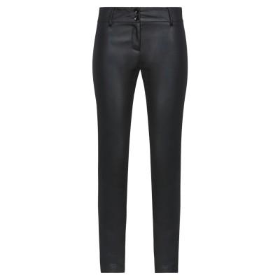 パトリツィア ペペ PATRIZIA PEPE パンツ ブラック 46 ポリエステル 100% / ポリウレタン パンツ