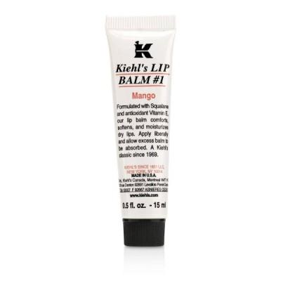 キールズ リップ バーム  # 1 Petrolatum Skin Protectant - Mango ok 15ml