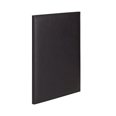 テージー シンセティックレザーファイル A4 10P 黒 SLF-10-01