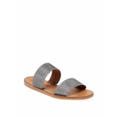セーシェル レディース シューズ サンダル Two-Strap Flat Sandal