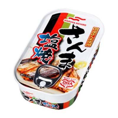 [1缶216円]マルハニチロ さんま塩焼 缶詰 75g×30缶 送料無料