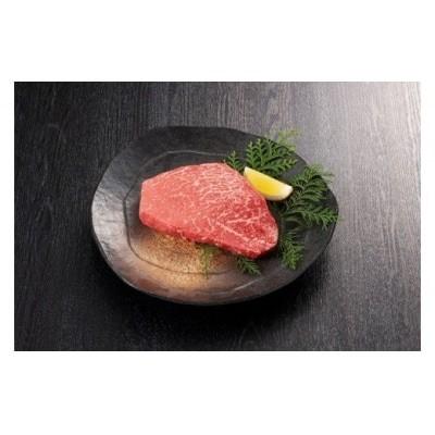 【A5ランク】博多和牛モモ赤身ステーキ150g×2枚(ジャポネソース付)_PA0189