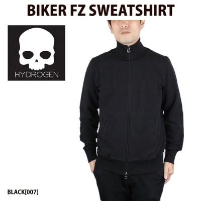 ハイドロゲン HYDROGEN トラックジャケット BIKER FZ SWEATSHIRT メンズ  在庫処分SALE