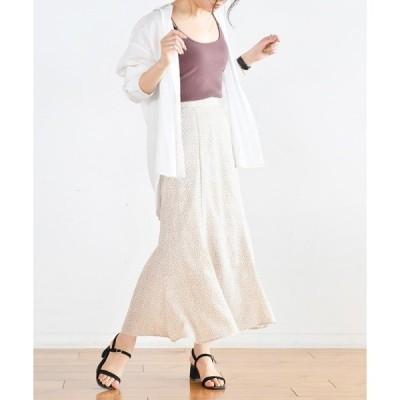 スカート マーメイドスカート/【WEB/EC限定商品】