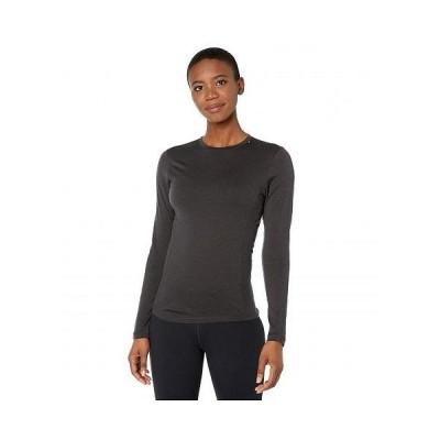 Helly Hansen ヘリーハンセン レディース 女性用 ファッション Tシャツ Merino Light Long Sleeve - Ebony