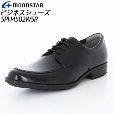 ムーンスター スポルス オム メンズ ビジネスシューズ SPH4603 ブラック 42292856 MOONSTAR 柔らかさ 安定性 高機能メンズビジネス