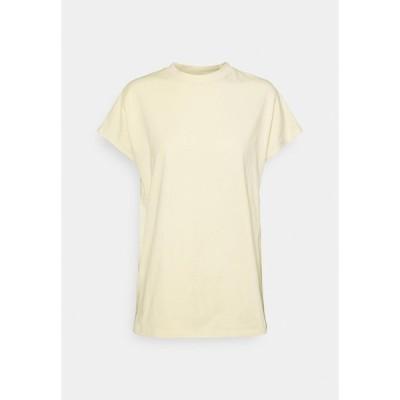 ウォンハンドレッド Tシャツ レディース トップス PROOF - Basic T-shirt - banana crepe