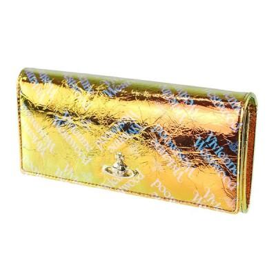 ヴィヴィアン ウエストウッド VIVIENNE WESTWOOD 長財布 レディース 51040027-40805 F301 オレンジマルチ系 財布・小物