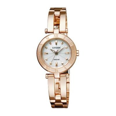 NA15-1573C シチズン ウィッカ ソーラーテック レディース腕時計 送料無料