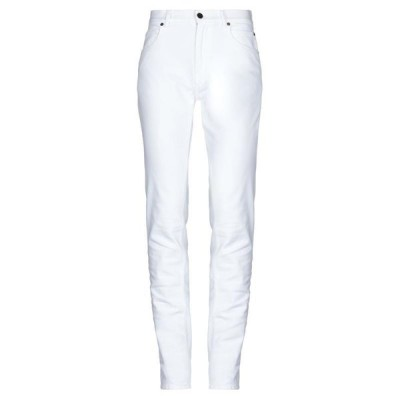 CALVIN KLEIN 205W39NYC カルバン クライン ニューヨーク ジーンズ ファッション  レディースファッション  ボトムス  ジーンズ、デニム ホワイト