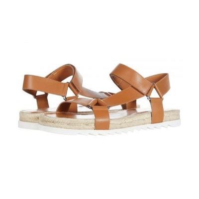 Marc Fisher LTD マークフィッシャーリミテッド レディース 女性用 シューズ 靴 サンダル Jecca - Dark Natural Leather
