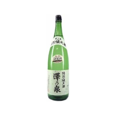 澤乃泉 特別純米酒 1800ml
