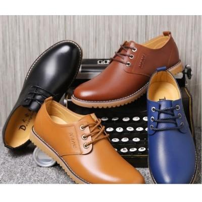 ビジネスシューズ メンズ 革靴 シークレット 結婚式 紳士靴 おしゃれ 軽量 気性 防滑 冬