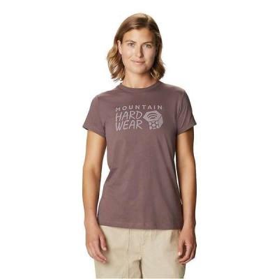 マウンテンハードウェア レディース Tシャツ トップス Mountain Hardwear Women's MHW Logo SS Tee